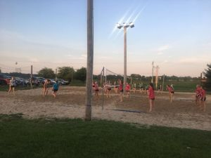 Fall Sand Volleyball/ 6's and 4's