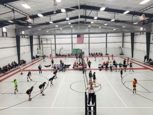 JR HIGH/HIGH SCHOOL VOLLEYBALL LEAGUE